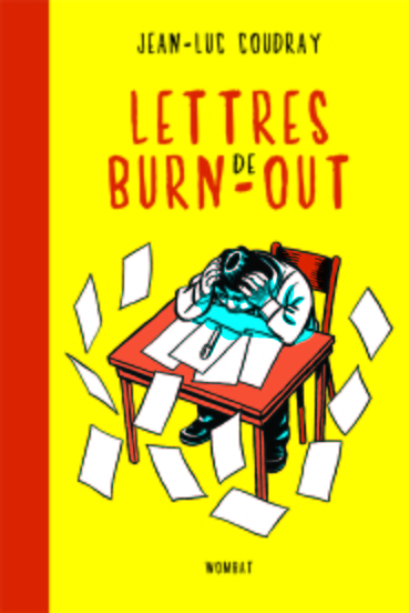 couverture Lettres de burn-out