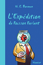 couverture L'Expedition du Poisson Parlant