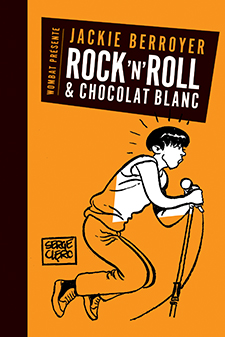 couverture Rock'n'roll & chocolat blanc